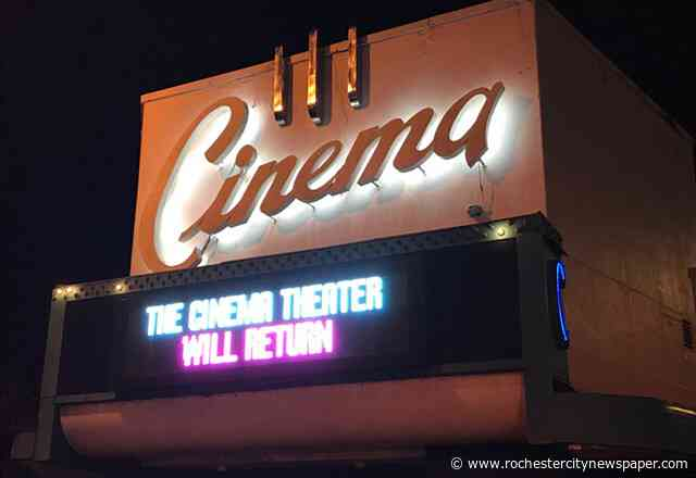 The Cinema Theater to show movies again
