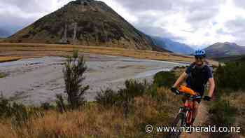 Epic adventures of a cycling holiday in Hanmer Springs - New Zealand Herald