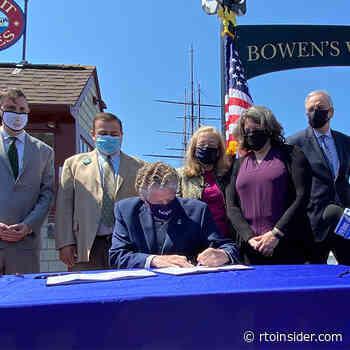 Rhode Island Makes 2050 Net-zero Target Legally Binding April 12, 2021 - RTO Insider