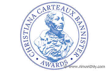 Announcing the Inaugural Christiana Carteaux Bannister Awards - Rhode Island Monthly
