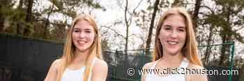 Sauber Sisters Carry Cooper Tennis - KPRC Click2Houston