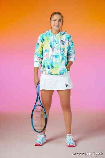 KT Tape® Signs Top-Ranked Tennis Player Sofia Kenin - KPVI News 6