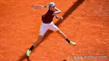 Jannik Sinner Sets Novak Djokovic Clash In Monte-Carlo - ATP Tour
