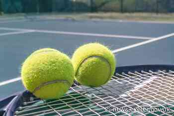 Free tennis sessions set to return to Exeter's park courts - Exeter City Council