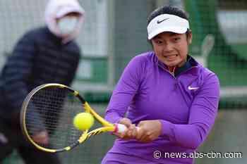 Tennis: Alex Eala climbs 53 places in WTA rankings - ABS-CBN News