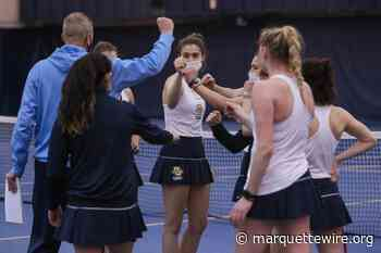 Women's tennis looks to end season strong - Marquette Wire