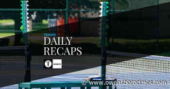 Tennis recaps (April 12) - The Owensboro Times