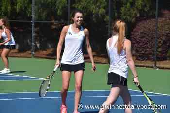 North Gwinnett girls tennis defeats Mill Creek for sixth straight region tournament title - Gwinnettdailypost.com