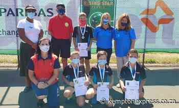 Edenvale learners make their mark on the tennis court - Kempton Express