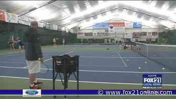 Long Layoff Not An Issue for St. Scholastica Women's Tennis Team - FOX 21 Online