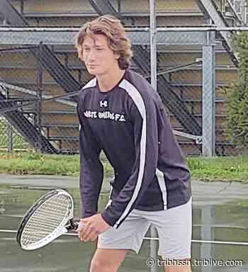 WPIAL tennis season heats up for AK Valley trio, Section 3-AA teams | Trib HSSN - TribLIVE