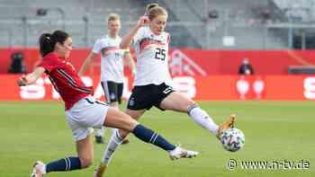 Zweiter Sieg in vier Tagen: DFB-Frauen drehen Klassiker eindrucksvoll