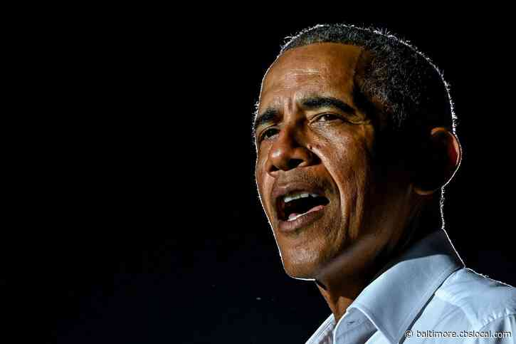 Fmr. President Obama On Daunte Wright Shooting: 'A Reminder Of Just How Badly We Need To Reimagine Policing'