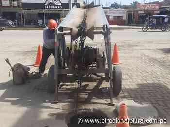 En Talara, Paita, Chulucanas y Sullana, solucionan emergencias del alcantarillado. - El Regional