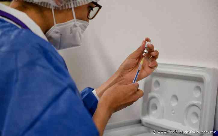 Llega segunda dosis de vacunación a Puente de Ixtla - El Sol de Cuernavaca