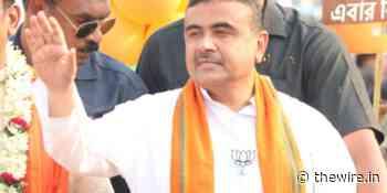 'Mini-Pakistan': EC Lets Off BJP's Suvendu Adhikari With Light Rap for Remark - The Wire