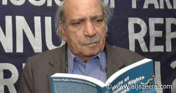 IA Rehman, Pakistan's iconic human rights defender, dies aged 90 - Al Jazeera English