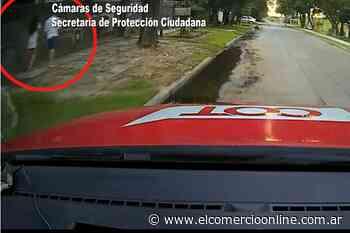 En Don Torcuato detienen a un hombre que golpeaba salvajemente a su pareja - elcomercioonline.com.ar