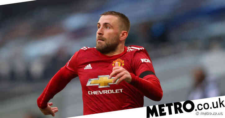 Luke Shaw names his dream Manchester United five-a-side team