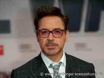 Schmähpreise: Robert Downey Jr. für Goldene Himbeere nominiert - Leonberger Kreiszeitung