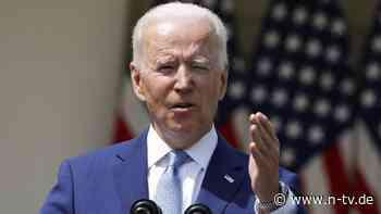 Zuspitzung im Ukraine-Konflikt: Biden schlägt Putin Gipfeltreffen vor