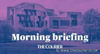 Courier Politics Morning Briefing: Everything you need to know for April 13 - The Courier