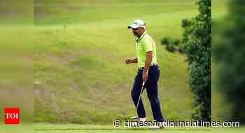 Rejuvenated Gangjee returns to Japan Golf Tour after encouraging India trip - Times of India