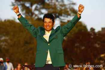 Masters Winner Hideki Matsuyama Could Set Off A Sponsorship Frenzy In Golf-Obsessed Japan - Forbes