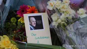 Keine Beisetzung am Samstag: Philips Sarg ist mindestens 30 Jahre alt