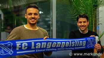 FC Langengeisling: Ein Regionalliga-Recke, ein Aufstiegscoach - Merkur Online