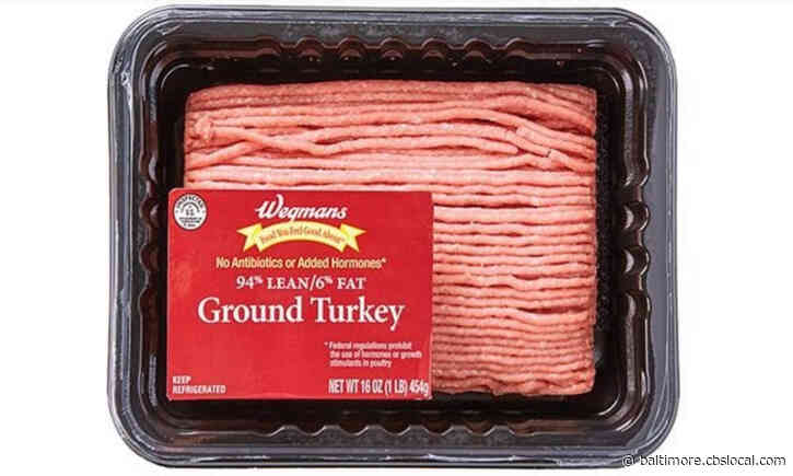 211K Pounds Of Ground Turkey Sold As Wegmans Or Nature Promise Brands Could Be Contaminated With Salmonella