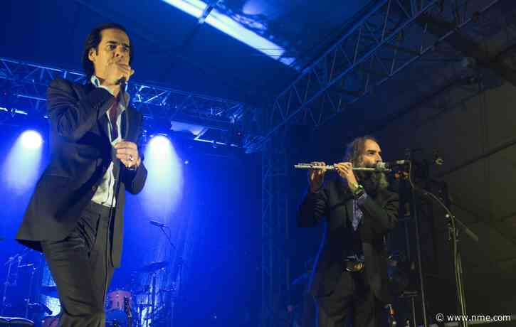 Nick Cave and Warren Ellis release new seven-inch single 'Grief'