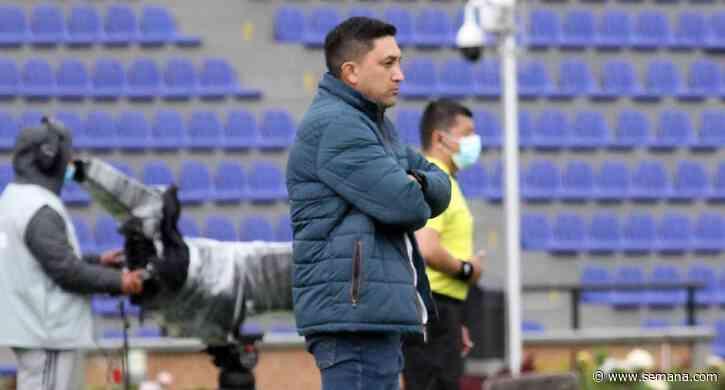Oficial: Diego Corredor deja de ser entrenador de Deportivo Pasto, estas son las razones - Semana.com