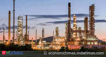 Oil prices rise after robust China data, Middle East tension - Economic Times