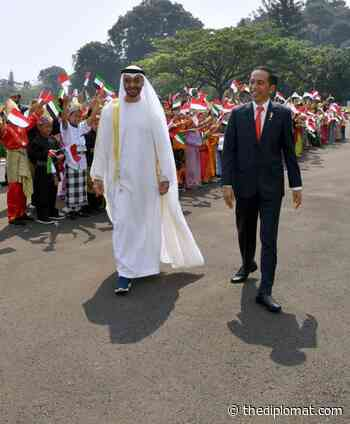 Malaysia and Indonesia in the Middle East - The Diplomat