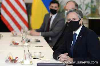 NATO, US Vow Support for Ukraine, Warn Russia on Troops - U.S. News & World Report