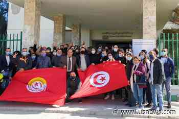 Tunisian Journalists Protest Over New Head of State News Agency - U.S. News & World Report
