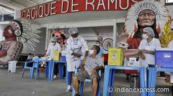 Anger over Brazil's rich trying to jump vaccine queue - The Indian Express