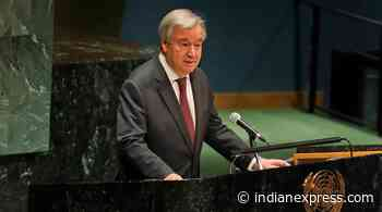 UN chief: 52 armies and groups suspected of sexual violence - The Indian Express
