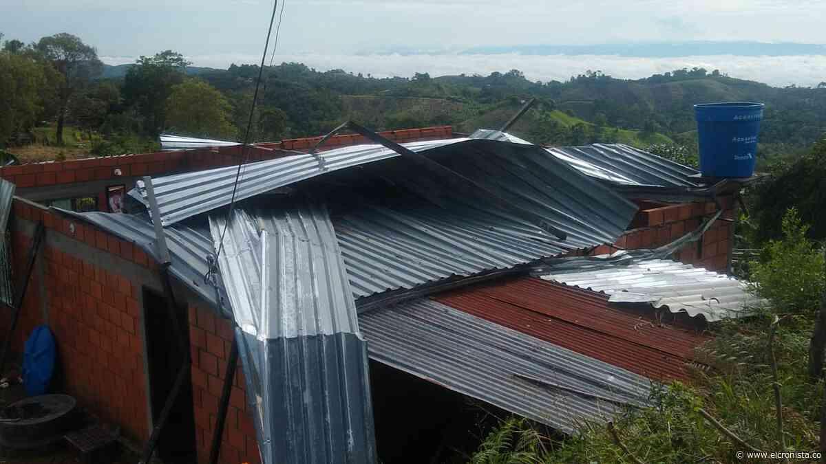 Tres veredas de Armero-Guayabal afectadas por las lluvias en las últimas horas - El Cronista