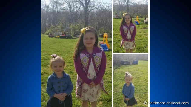 Sisters, 5-Year-Old Jasmine Luna-Sanchez And 3-Year-Old Leilani Luna-Sanchez, Abducted By Biological Mother In Frederick County, Sheriff's Office Says