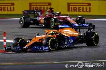 "Norris no ve a McLaren ""lejísimos"" de Mercedes y Red Bull - Motorsport.com España"