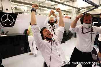 Wolff siente en Mercedes la misma motivación de su primer título - Motorsport.com España