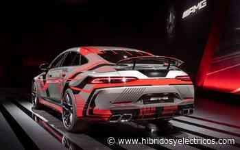 Mercedes-AMG quiere que recargues la batería de sus híbridos ¡haciendo derrapes! - Híbridos y Eléctricos