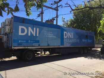 | Este martes comienza en Villa Mercedes el operativo de documentación del Registro Nacional de las Personas - Agencia de Noticias San Luis