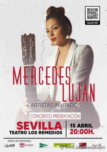 Mercedes Luján en Sevilla - Revista DeFlamenco.com - DeFlamenco.com