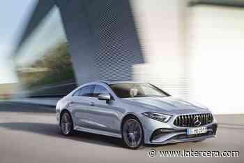 Mercedes-Benz actualiza el CLS, el primer coupé de cuatro puertas - La Tercera