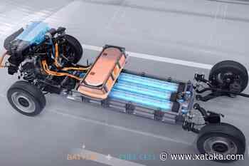 Coches híbridos de hidrógeno: la solución de fabricantes como Stellantis o Mercedes para obtener la autonomía... - Xataka
