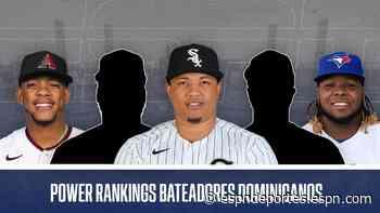 Power Rankings de bateadores dominicanos: El espectáculo de Yermín Mercedes se lleva los reflectores - ESPN Deportes