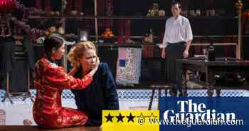 Miss Julie review – Strindberg spiked with the politics of empire - The Guardian